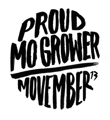 Movember 2013 Proud Mo Grower